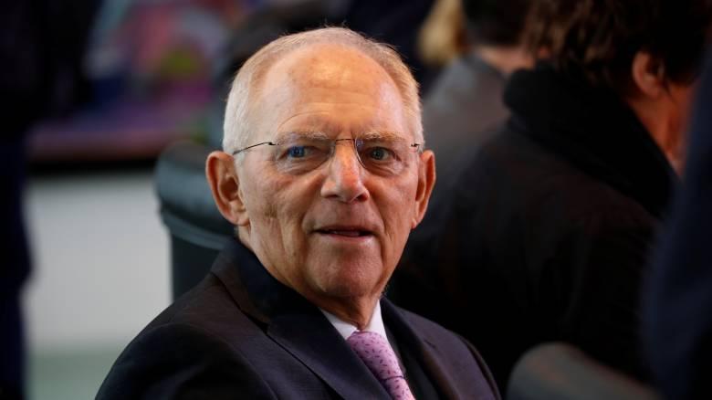 Ο Σόιμπλε αποδέχθηκε τη θέση του προέδρου της Μπούντεσταγκ