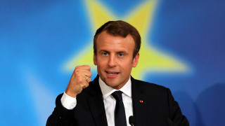 Το «όραμα» του Μακρόν είναι στο πνεύμα της Ευρωπαϊκής Επιτροπής