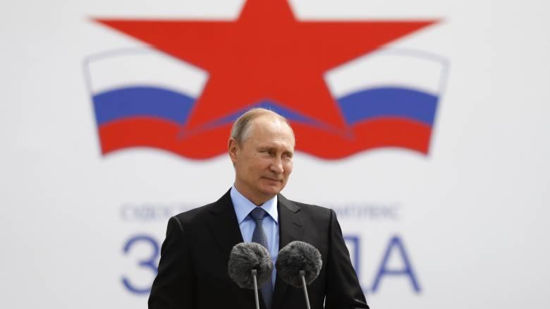 Ο Πούτιν έδωσε εντολή να καταστραφούν και τα τελευταία χημικά όπλα που διαθέτει η Ρωσία