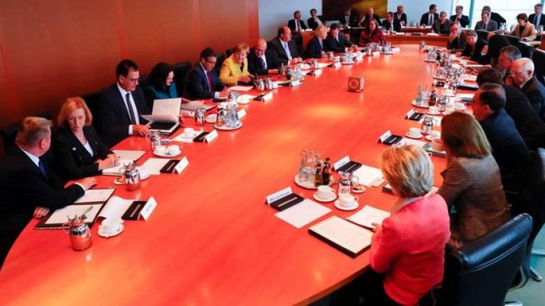 Γερμανία: Ένταση στην συνεδρίαση του προεδρείου της CDU