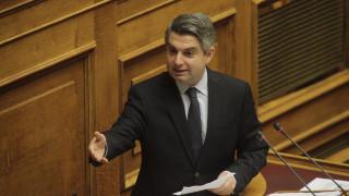 «Πυρά» Κωνσταντινόπουλου σε Τσίπρα για τη νέα καθυστέρηση στο Ελληνικό