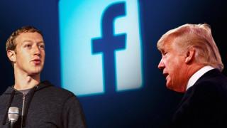 Τραμπ εναντίον Ζούκερμπεργκ για τον ρόλο του Facebook στις αμερικανικές εκλογές