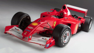 H F2001 του Schumacher, ένα από τα πιο ιστορικά μονοθέσια της Φόρμουλα 1, πωλείται
