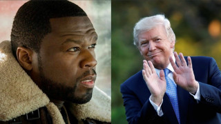 50 Cent: Ανήθικη πρόταση $500.000 από τον Nτόναλντ Τραμπ