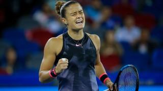 Τέννις: Σούπερ Μαρία Σάκκαρη προκρίθηκε στον ημιτελικό του Wuhan Open (vids)
