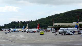 Λειτουργεί και πάλι το αεροδρόμιο της Ρόδου