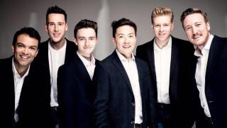 The King's Singers: Βραβευμένοι με Grammy χορωδοί διασκευάζουν το «Κοκοράκι»