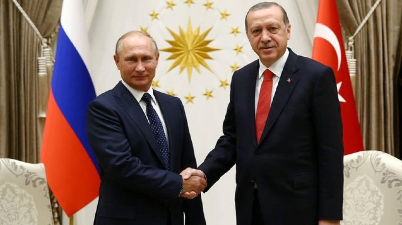Στην Άγκυρα ο Πούτιν – Όλα τα κρίσιμα ζητήματα της ατζέντας συνομιλιών με τον Ερντογάν