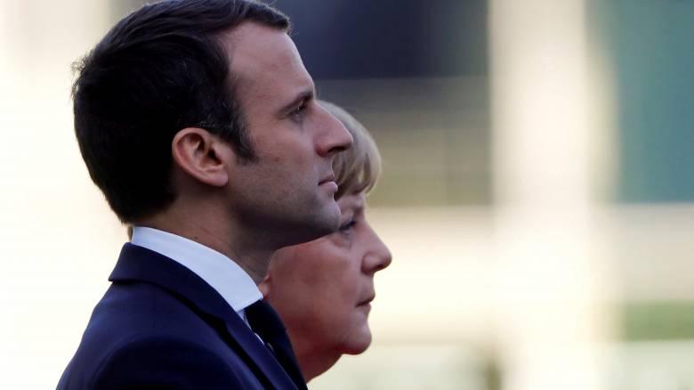 Μέρκελ: Υπάρχει μια ευρεία συναίνεση μεταξύ Γερμανίας και Γαλλίας