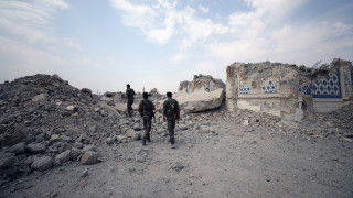 Ράκα: Περίπου 800 τζιχαντιστές του ISIS έχουν απομείνει στην πόλη