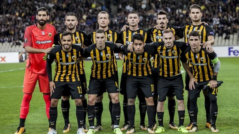 Europa League: Ισοπαλία 2-2 στο 90 η ΑΕΚ με την Αούστρια