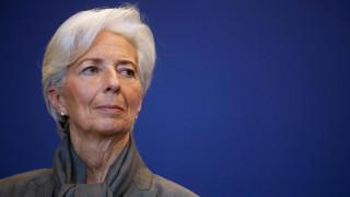 «Παραγωγική» η συνάντηση Λαγκάρντ με τους Έλληνες τραπεζίτες