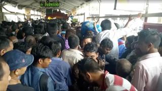 Τραγωδία στην Ινδία: Ποδοπατήθηκαν σε σιδηροδρομικό σταθμό - 22 νεκροί (pics&vids)