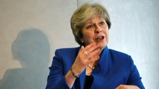Μέι: Πρόοδος στις διαπραγματεύσεις για το Brexit