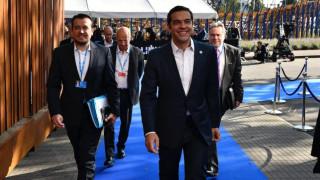 Τσίπρας: H Ευρώπη να δημιουργήσει δικούς της θεσμούς (pics)