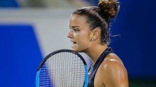 Μαρία Σάκκαρη vs Καρολίν Γκαρσία - WTA WUHAN OPEN