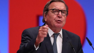 Ο Γκέρχαρντ Σρέντερ πρόεδρος του διοικητικού συμβουλίου του ρωσικού κολοσσού Rosneft