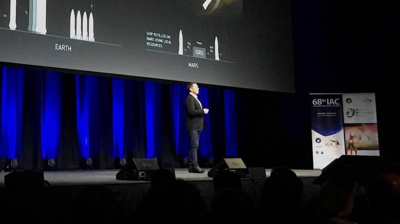 Elon Musk: Στον Άρη έως το 2024