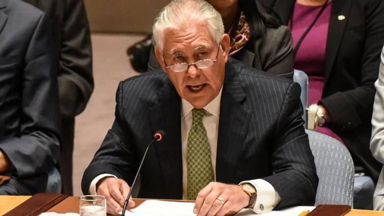 Τίλερσον: Θα διατηρήσουμε τις διπλωματικές σχέσεις μας με την Κούβα