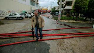 Με εντατικούς ρυθμούς προχωρά η αντιπλημμυρική θωράκιση του δήμου Ωρωπού