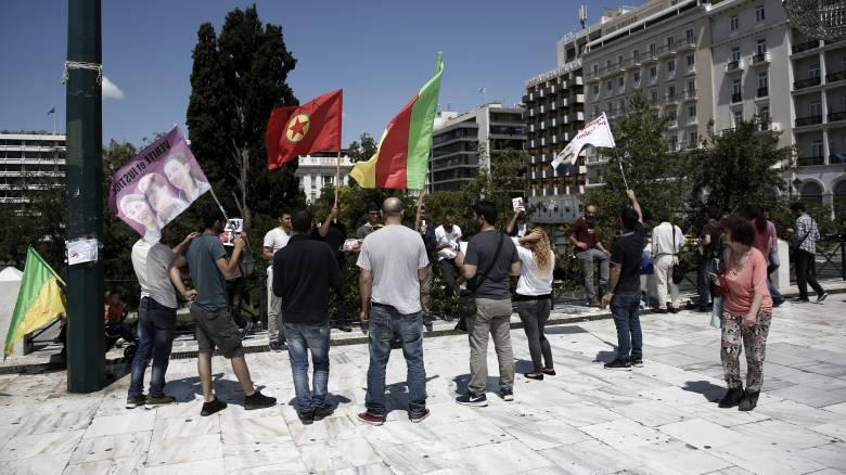 Διαμαρτυρία για το κέντρο φιλοξενίας Λαυρίου: «Δεν είναι σαν τις άλλες δομές»