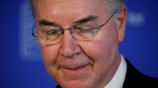 Παραιτήθηκε ο υπουργός Υγείας των ΗΠΑ μετά το σκάνδαλο με τις πτήσεις