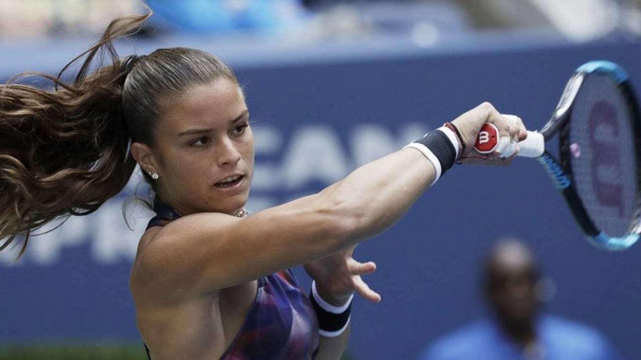 Το «ευχαριστώ» της Σάκκαρη και το άλμα της για τη θέση Νο 50 της WTA