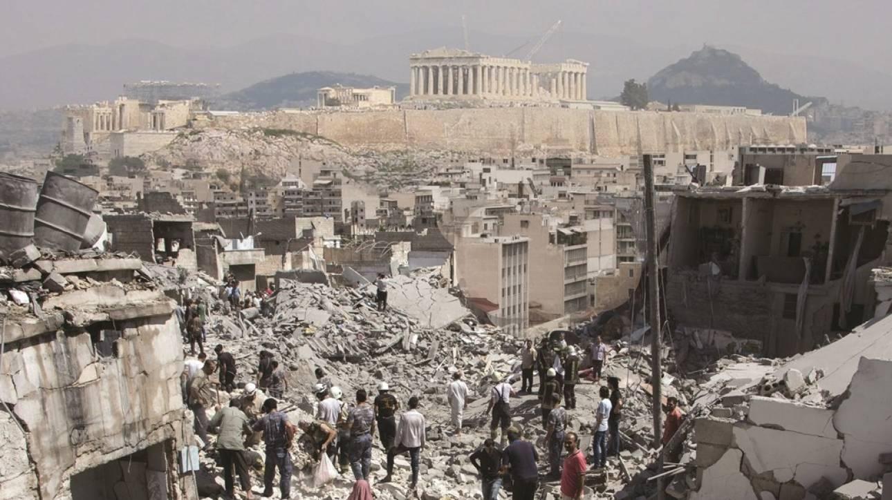 6η Μπιενάλε Σύγχρονης Τέχνης Θεσσαλονίκης: 95 καλλιτέχνες αναζητούν ασφάλεια & εστία