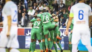 Super League: Νίκη για τον κόσμο του ο Παναθηναϊκός με τον ΠΑΣ