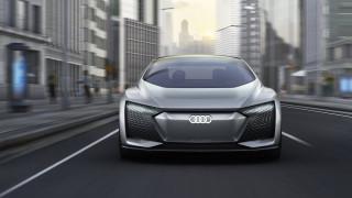 Audi Aicon: Με ταχύτητα από το μέλλον