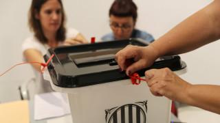 Οι Καταλανοί μπορούν να ψηφίσουν σε όποιο εκλογικό κέντρο βρουν ανοικτό