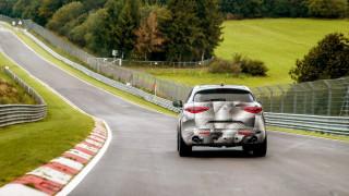 Ποιο είναι το πιο γρήγορο SUV του κόσμου στο Nürburgring;