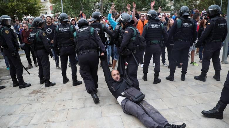 Καταλονία δημοψήφισμα: Όλες οι εξελίξεις στο live blog