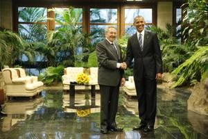 21 Μαρτίου 2016: Ιστορική επίσκεψη του Μπαράκ Ομπάμα στην Κούβα. Είναι το πρώτο ταξίδι Αμερικανού προέδρου στην Αβάνα από το 1928.