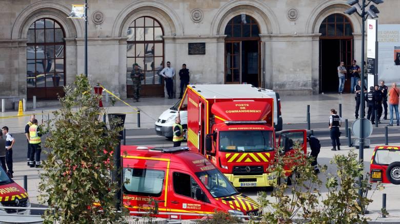 Μασσαλία: Δύο γυναίκες τα θύματα της επίθεσης που χαρακτηρίζεται «πιθανή τρομοκρατική ενέργεια»