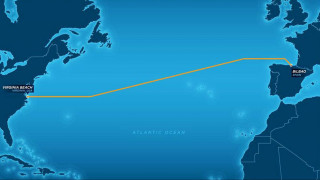 Marea: Το υποθαλάσσιο καλώδιο που «δίνει γκάζια» στο Ίντερνετ