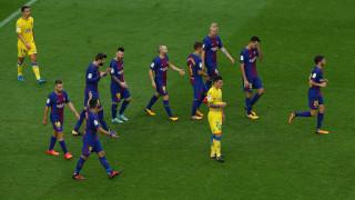 Γκολ για την Καταλονία η Μπαρτσελόνα, «κατηγορώ» με δάκρυα του Πικέ (vid)