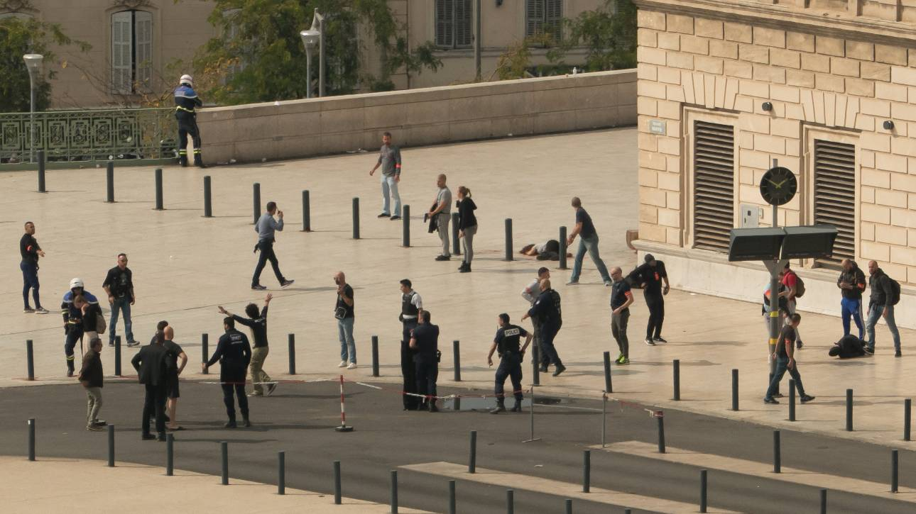 To Ισλαμικό Κράτος ανέλαβε την ευθύνη για την επίθεση στη Μασσαλία