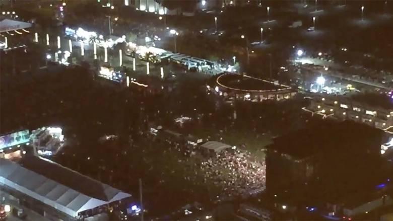 Πυροβολισμοί σε συναυλία στο Λας Βέγκας (pics&vids)