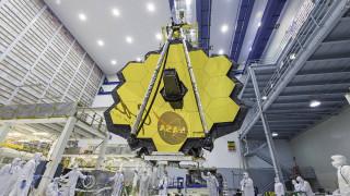 Το μεγαλύτερο διαστημικό τηλεσκόπιο της NASA θα εκτοξευθεί το 2019