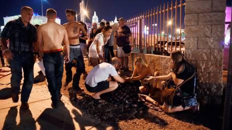 Συγκλονιστικές φωτογραφίες από την επίθεση σε συναυλία στο Λας Βέγκας