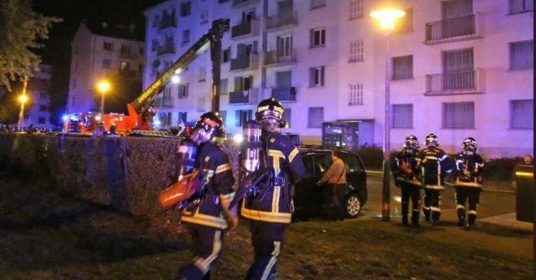 Τραγωδία με 5 νεκρούς από πυρκαγιά σε πολυκατοικία στη Γαλλία (pics&vid)
