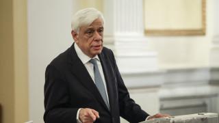 Παυλόπουλος: πΓΔΜ και Αλβανία υπονομεύουν την ευρωπαϊκή τους προοπτική