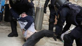 Γενική απεργία στην Καταλονία ως απάντηση στην «ωμή βία» της Μαδρίτης (pics&vids)