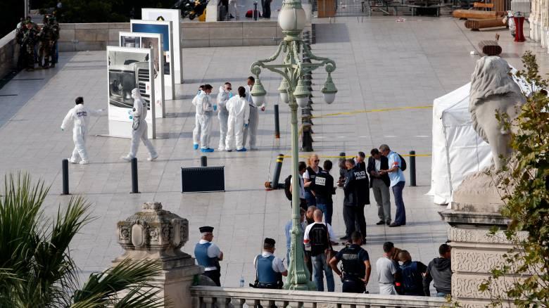 Μασσαλία: Ο δράστης συνελήφθη δύο μέρες πριν την επίθεση, για ληστεία και αφέθηκε ελεύθερος