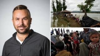 Το δράμα των Ροχίνγκια σε Μιανμάρ και Μπαγκλαντές μέσα από τα μάτια του Ελληνοαμερικανού Π. Κολοβού