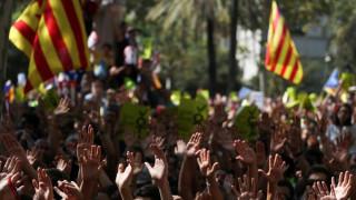 Μπουρνούς και Κουμουτσάκος στο CNN Greece για το δημοψήφισμα της Καταλονίας