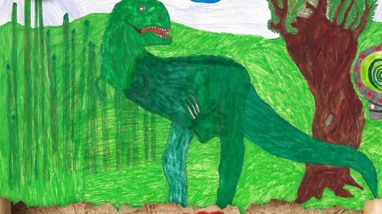 Η εποχή των δεινοσαύρων «ζωντανεύει» στο εκθεσιακό κέντρο της ΔΕΘ από τις 13/10