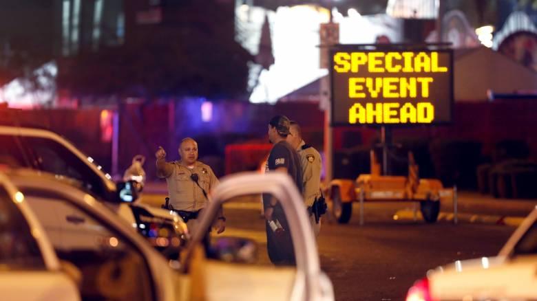 Λας Βέγκας: Αυτοκτόνησε ο δράστης - Πάνω από 8 όπλα βρέθηκαν στο δωμάτιό του
