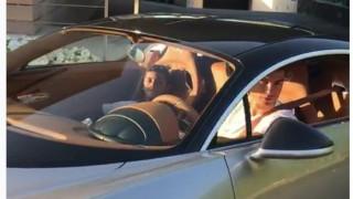Με ποιο καινούργιο super car κυκλοφορεί ο Christiano Ronaldo;